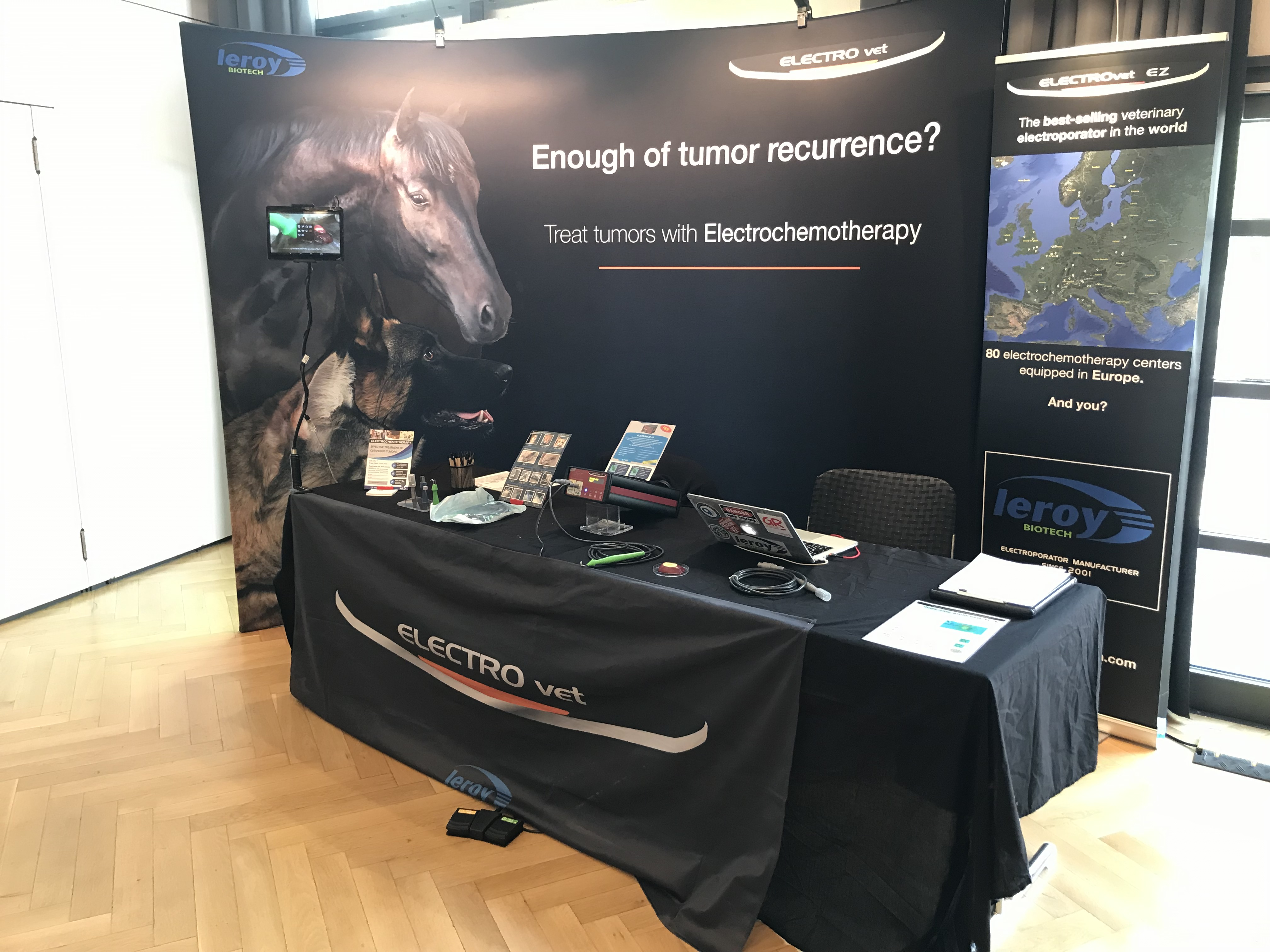 LEROY BIOTECH is very pleased to be present at the European Society of Veterinary Oncology (ESVONC) Annual Conference in Frankfurt, Germany.