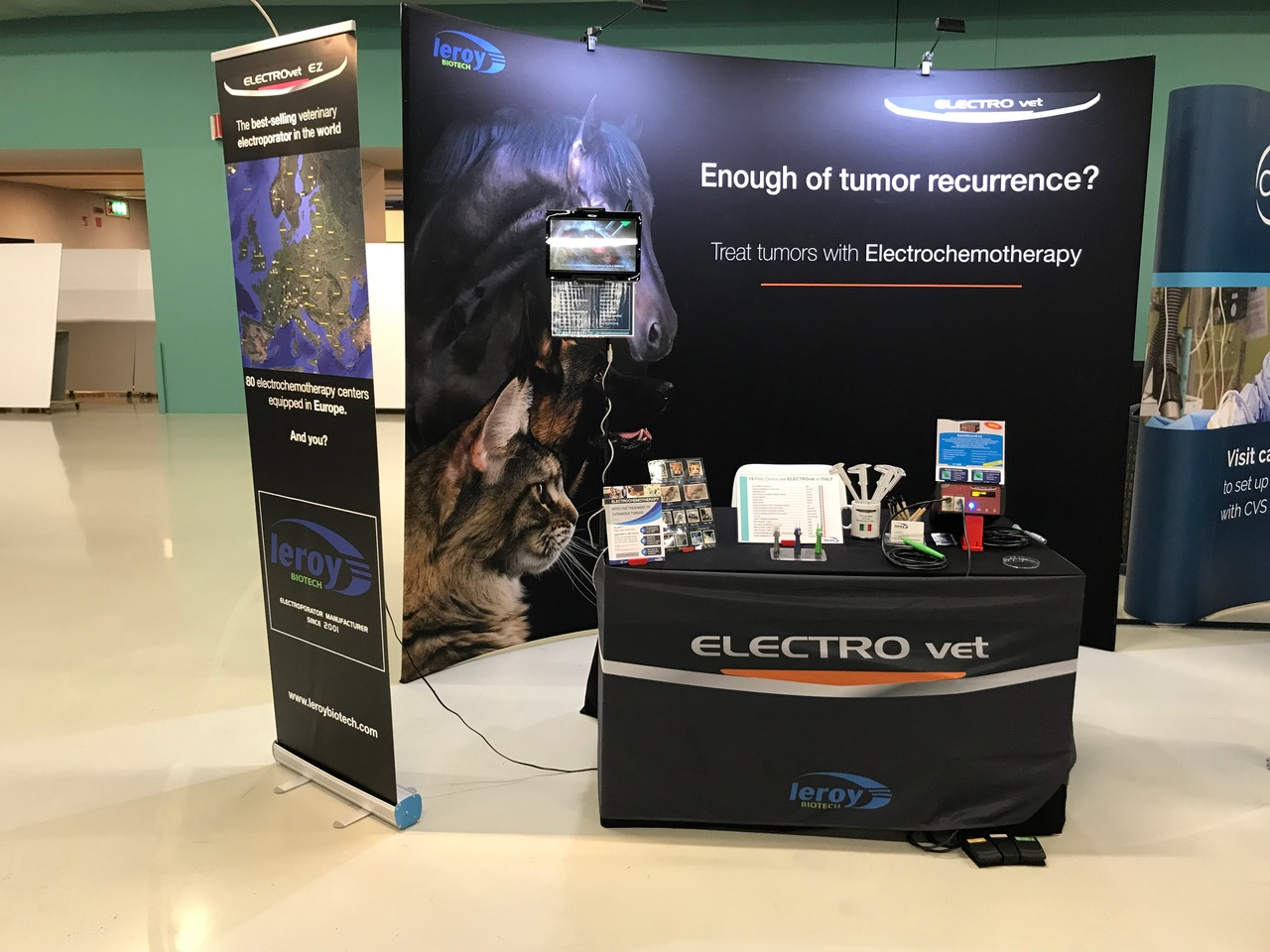 Ciao, Milano! LEROY Biotech at the ECVIM – Companion Animals Congress